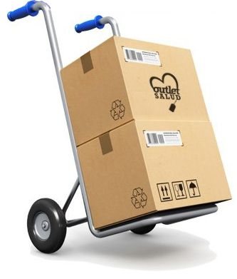Shipping and returns in OutletSalud
