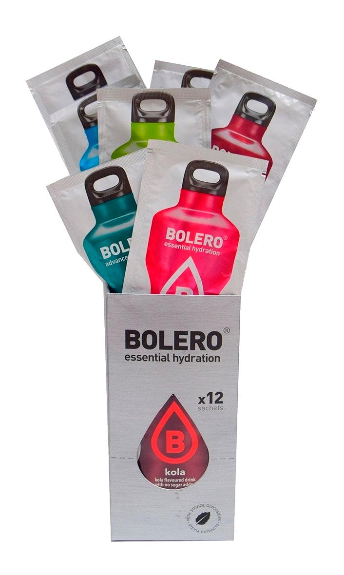 Nuevo packs Bebidas Bolero