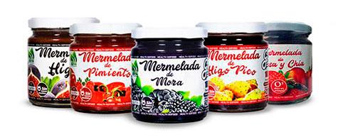 Mermelada de frutas La Nouba baja en carbohidratos